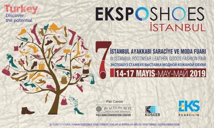 Exhibition of shoes EKSPOSHOES