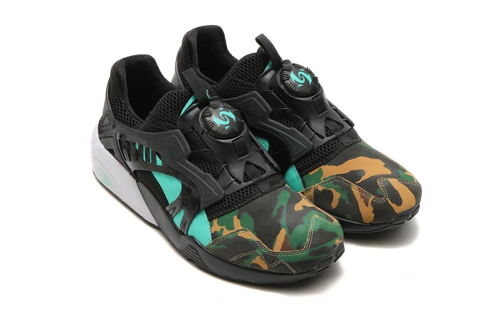 "PUMA x Atmos ""Night Jungle"" Sneakers"