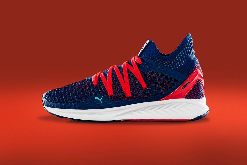 0eb77ebc Другие модели, оснащенные новой технологией шнуровки, появятся в течение  ближайших трех месяцев. 10 мая Puma выпускает модель кроссовок 365 EvoKnit  Netfit.