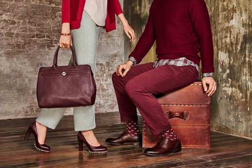 Alba introduced a new autumn-winter collection