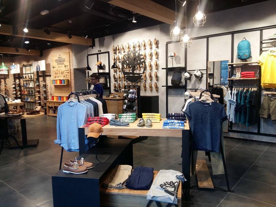 Timberland открыл магазин на Старом Арбате ab89083344957