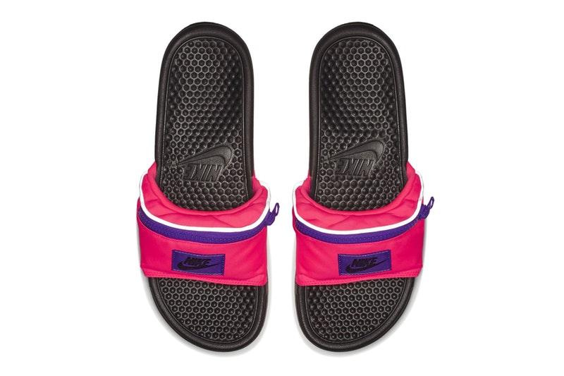 20b7c948 Новая пара шлепанцев на лето появилась в коллекции спортивного бренда Nike. Эта  модель может стать таким же хитом наступающего лета, как и маленькие ...