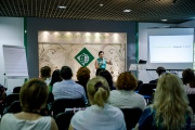 Euro Shoes business program held for the first time at Euro Shoes