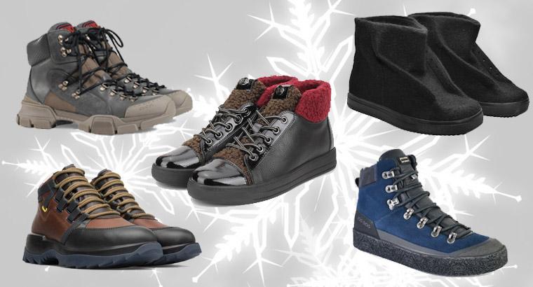 5 modelos de zapatillas calentadas que se pueden usar en el invierno ruso
