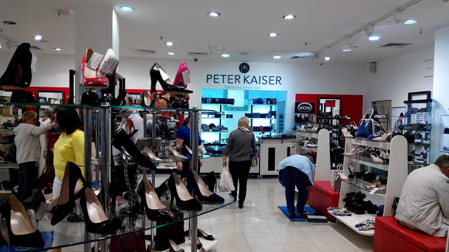 Zapatos alemanes Caprice