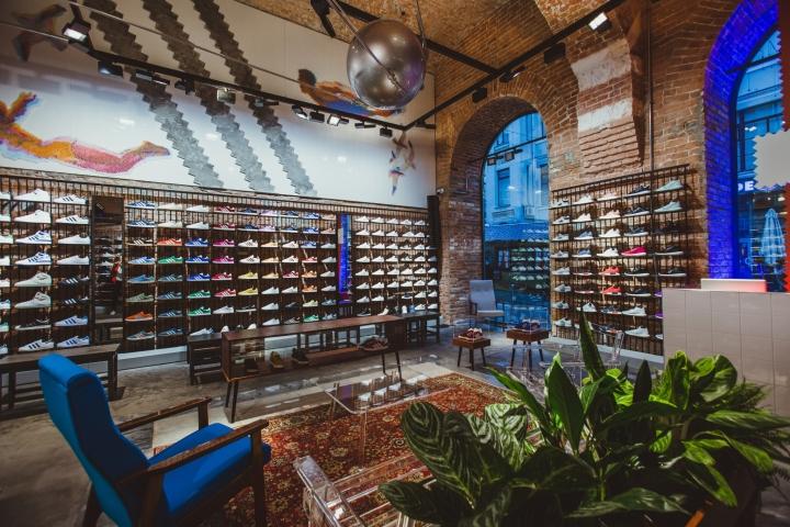 Adidas Originals Store, Moskau, Kusnezker Brücke 6 / 3