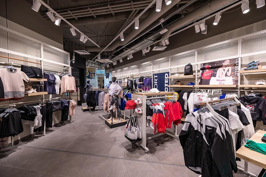 Reebok Store im Aviapark Einkaufszentrum