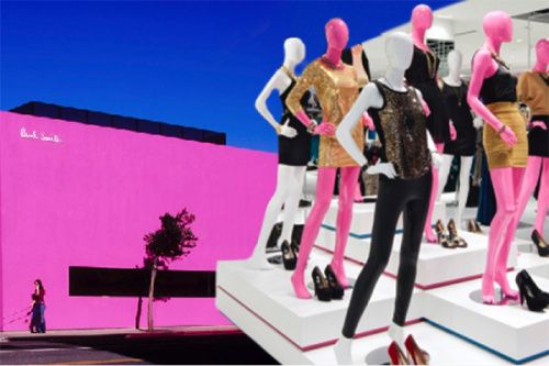 """""""Creating an effective store of fashion segment: layout, zoning, optimal capacity, VM design."""" Training from leading expert practitioner on VM Anna Balandina"""