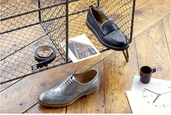 Clarks unveils AW 15 / 16 season collections
