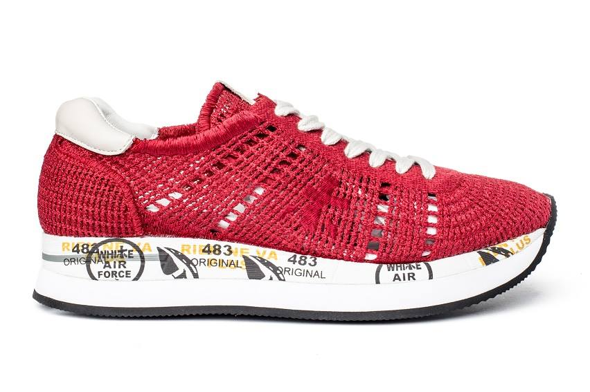 Premiata Launches Knit Top Sneakers