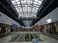 11 shopping centers were built in St. Petersburg in the 2011 year