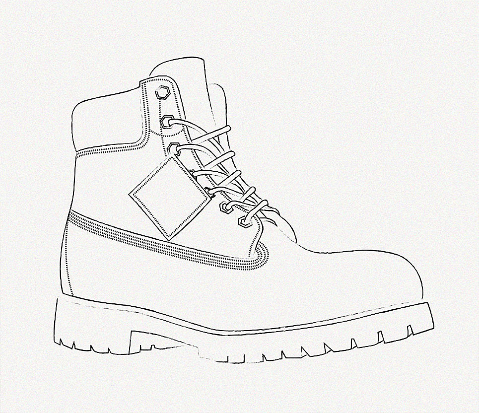 Timberland Launches Personalized Shoe Service