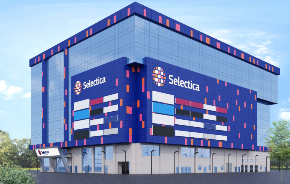 Selectica shopping center will appear in Moscow