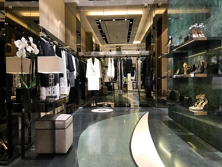 Luxury brand Elisabetta Franchi opens flagship boutique in Madrid