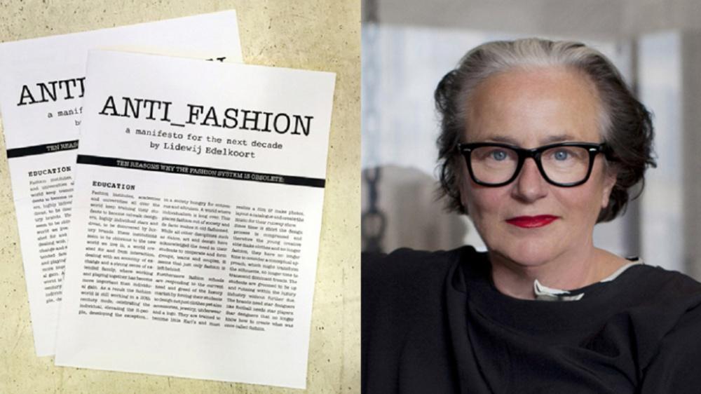 La moda está muerta - viva la moda