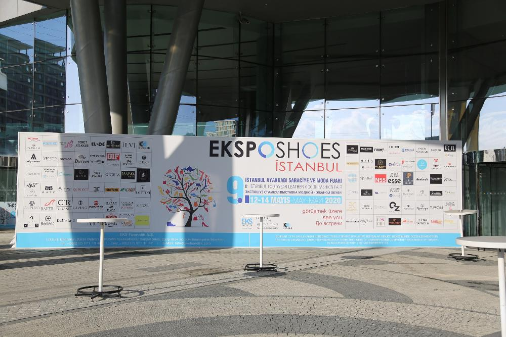 EkspoShoes opens in Istanbul