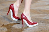Stella McCartney created ecological shoes