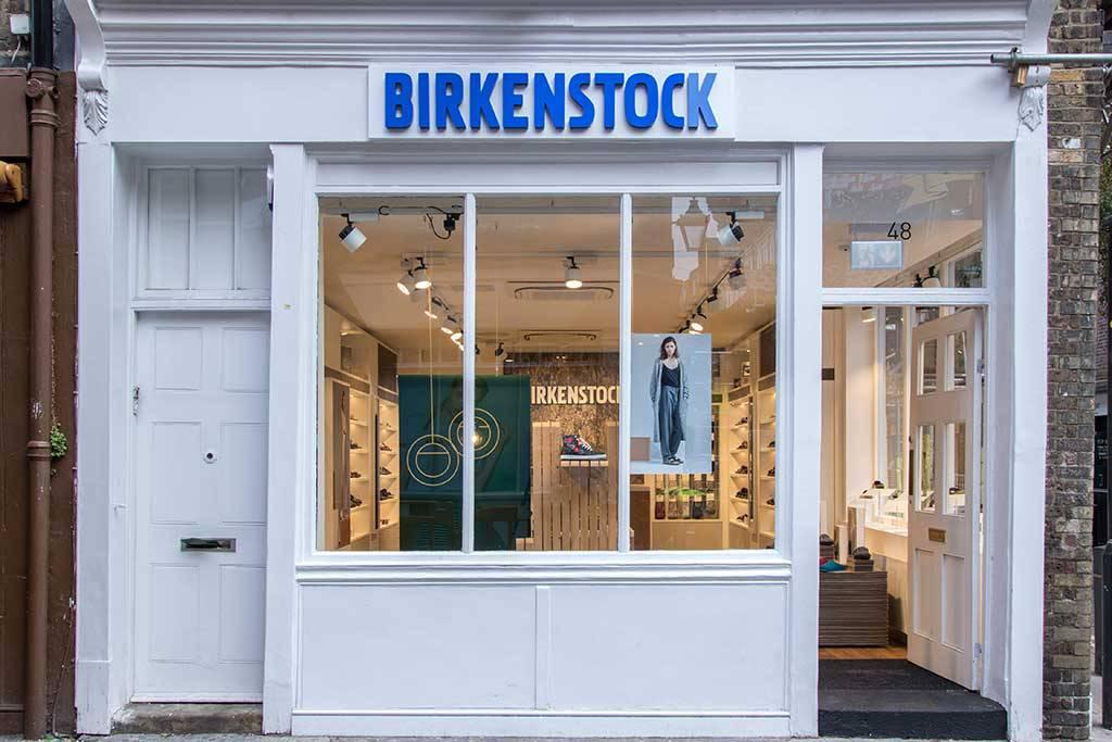 Birkenstock opens a new store in London