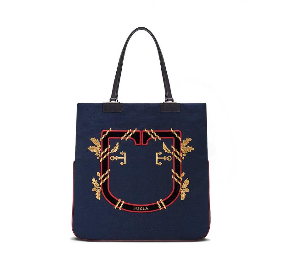 401b8e08eed1 Furla представил коллекцию сумок, которые одинаково подходят как для  мужчин, так и для женщин