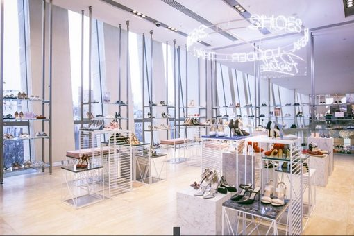 Russian shoe brand Portal opens its first store