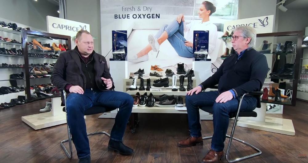 Shoes Report continúa una serie de entrevistas en video con participantes del mercado del calzado