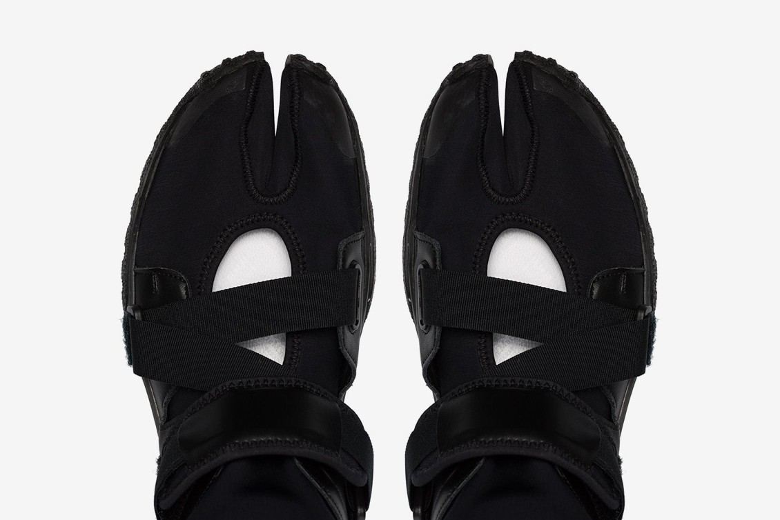 Maison Margiela Launches New Tabi Sports Sneakers