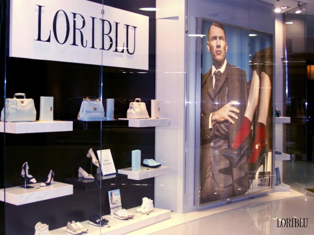 Loriblu monitors goods online
