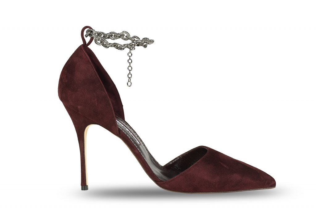 Manolo Blahnik presented the results of recent collaborations at New York Fashion Week