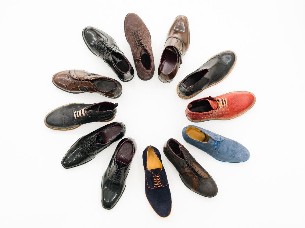 New Russian shoe brands