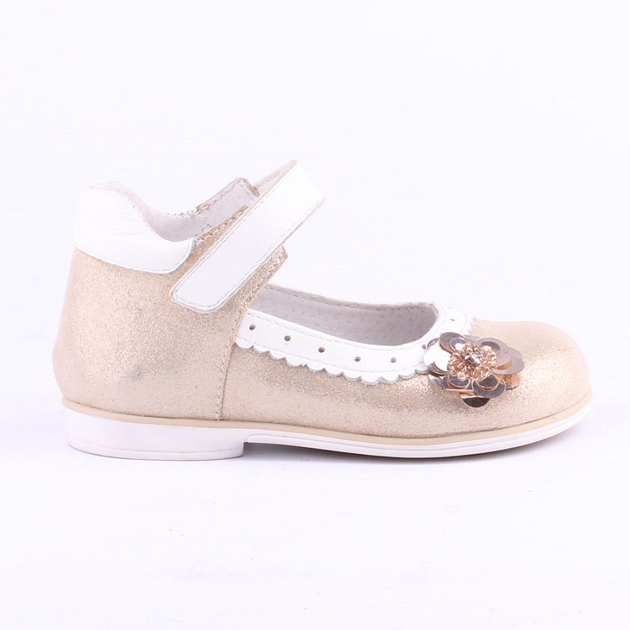 Children's shoes from the festive collection Elegami