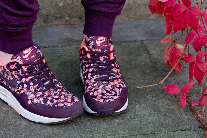 Nike celebrates 10-year collaboration with Liberty London