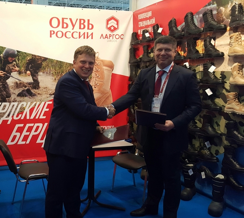 """""""Obuv Rossii"""" will produce military shoes for 500 million rubles"""