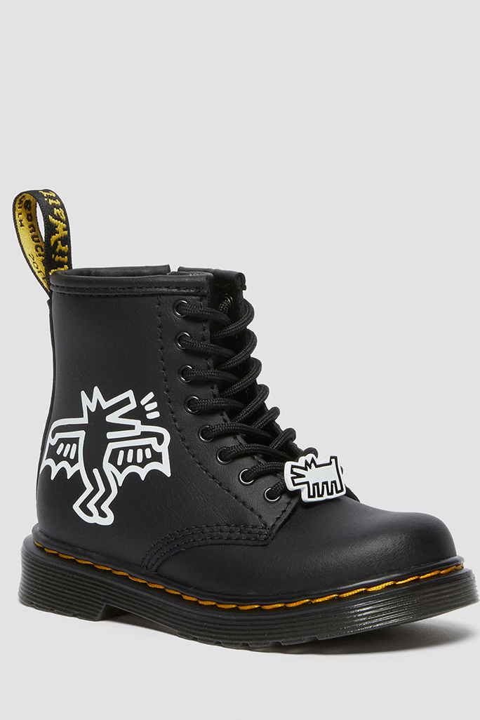 Dr. Martens x keith hararing
