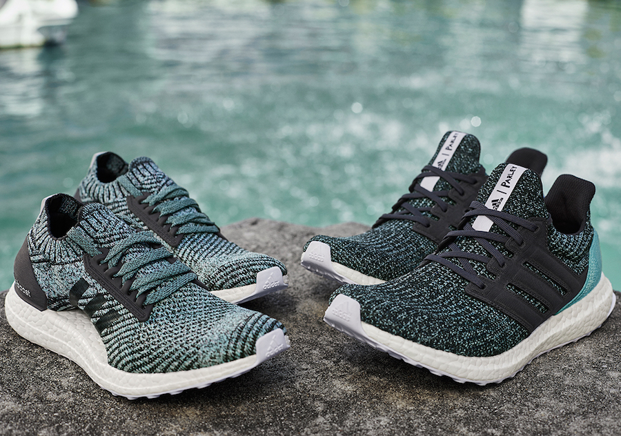 Adidas plans to produce 11 million pairs of recycled plastic sneakers in 2019