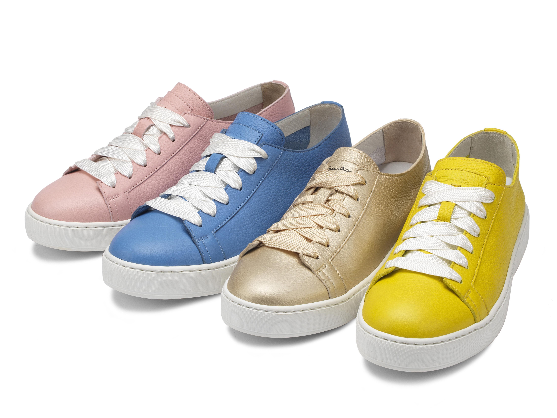 Sneakers Santoni primavera-estate 2018