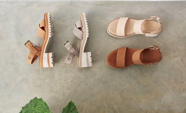 7 Damen Sandalen zu Durchschnittspreisen