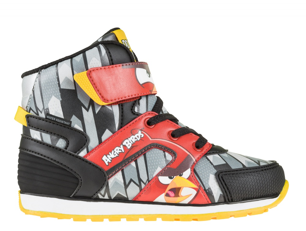 Angry Birds and Hello Kitty Shoes Reappeared in the Miles Assortment
