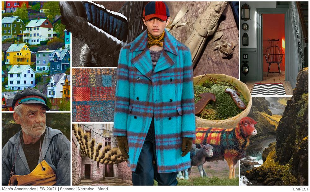 Viento escandinavo y estética militar. Temas de moda y modelos clave de zapatos de hombre para la temporada otoño-invierno 2020/21