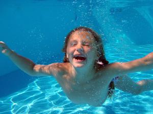 Lerne unter Wasser zu leben