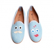 Slippers from a blogger