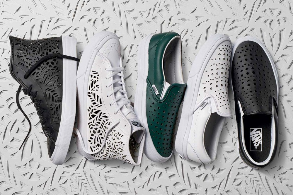 Vans presents the women's collection of Sneakers