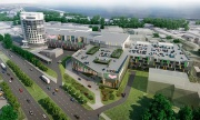The first professional shopping and entertainment center will appear in Vladivostok