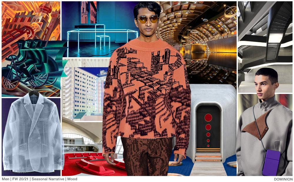 Eccentrics and futurists. Fashionable themes and key models of men's shoes for the fall-winter 2020/21 season (part 2)