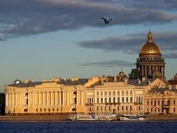 Volumes of construction of shopping centers in St. Petersburg are reduced