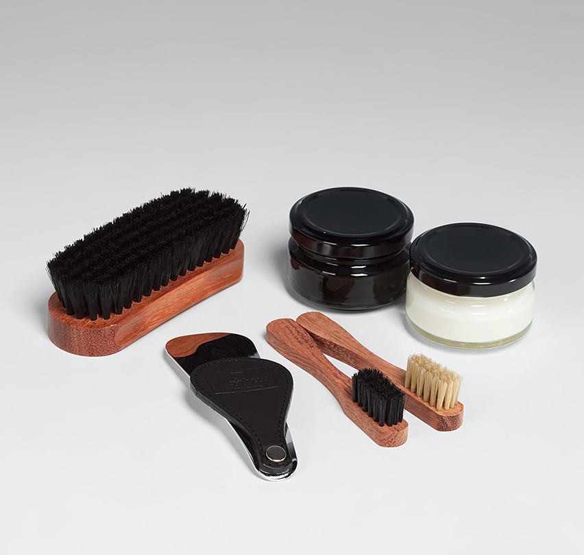 Cosmetics for shoes