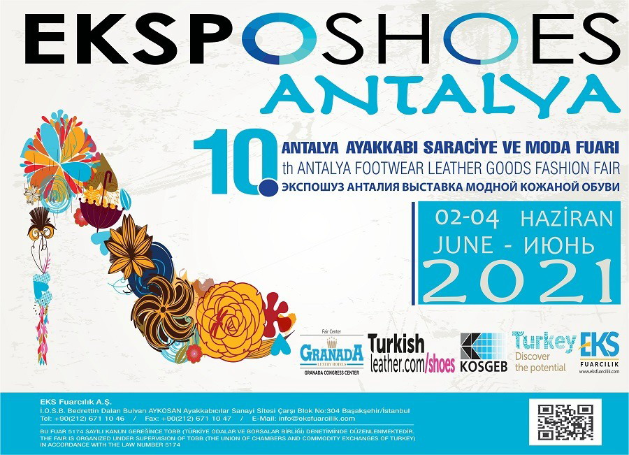 Turkish Eksposhoes will be held in June