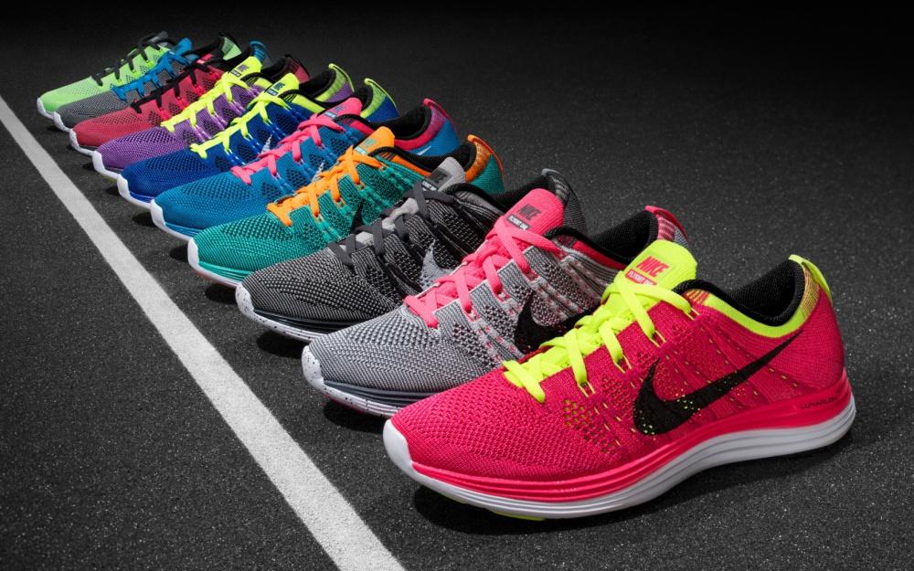 New Nike sole