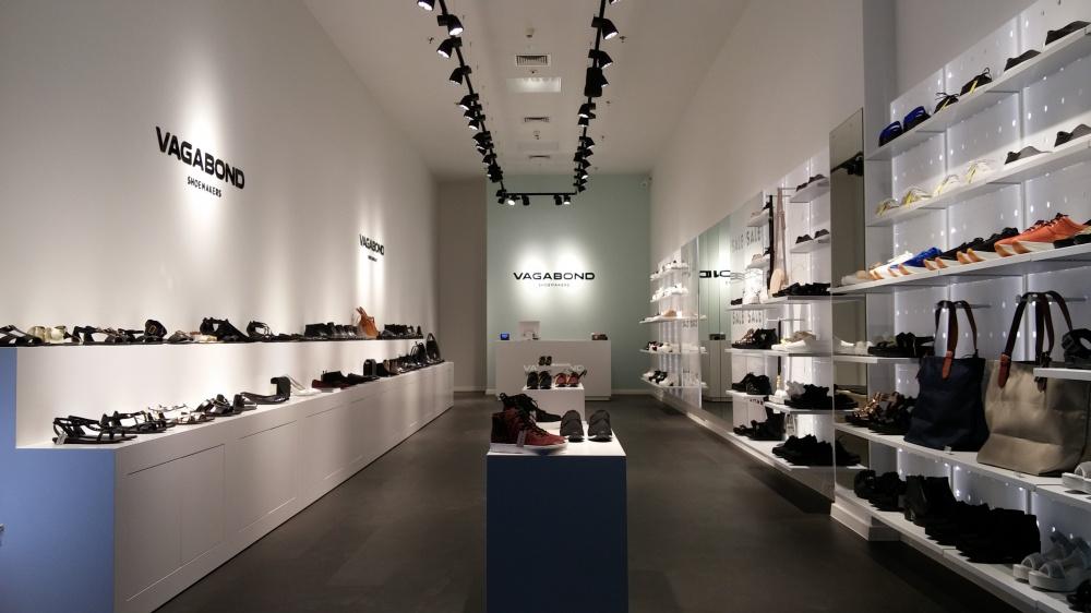 New Vagabond Store Opens