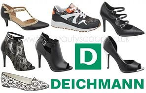 Deichmann brand opened a new store in St. Petersburg