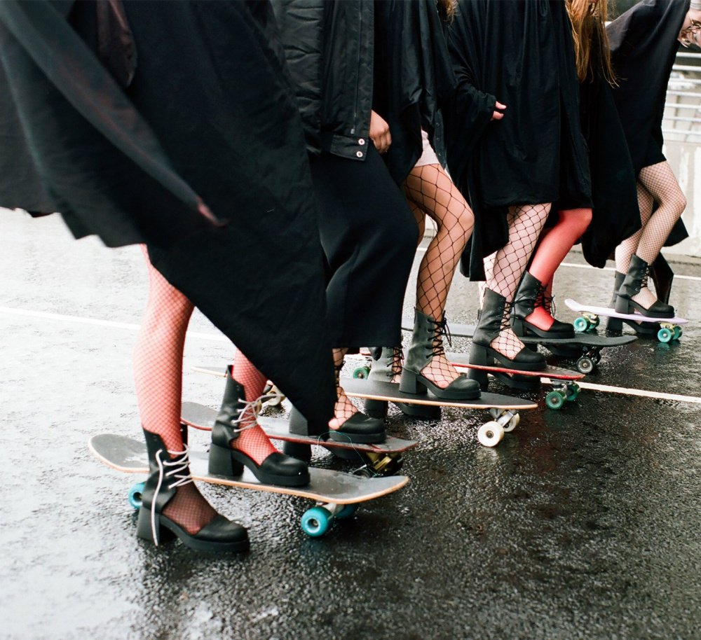 Neue russische Schuhmarken: Sintezia